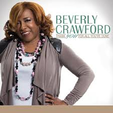beverly crawford - new cd cover