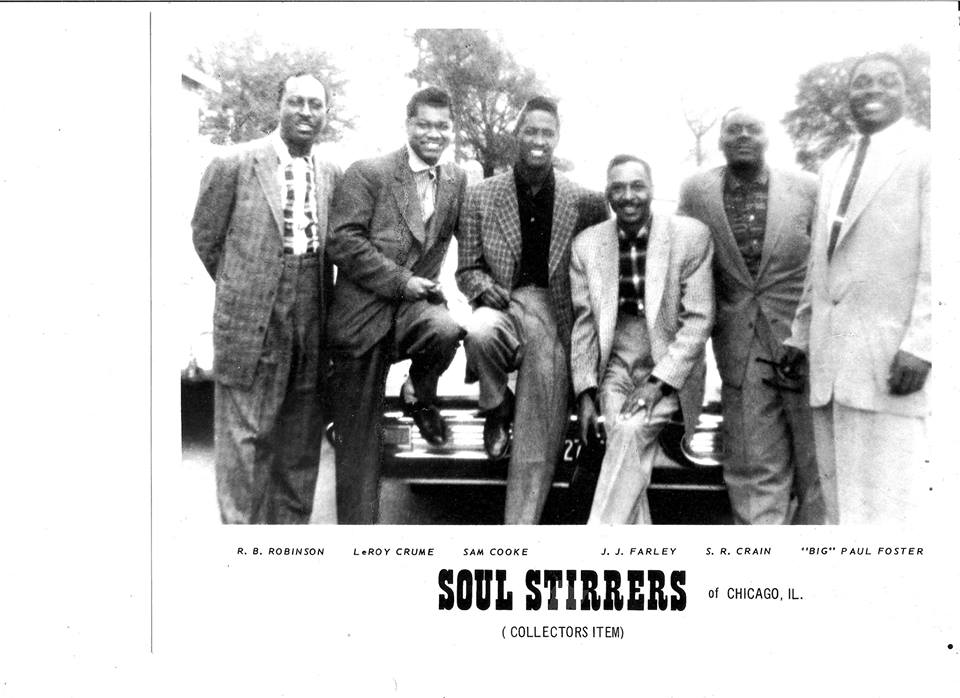 Dillard Crume And The Soul Rockers Singing The Hits Of Today