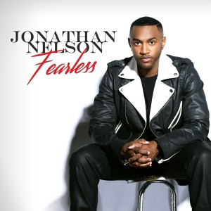 Jonathan Nelson-FEARLESS album cover